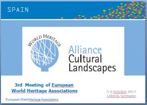 III Encuentro de asociaciones de gestores del Patrimonio Mundial @ Lubeck
