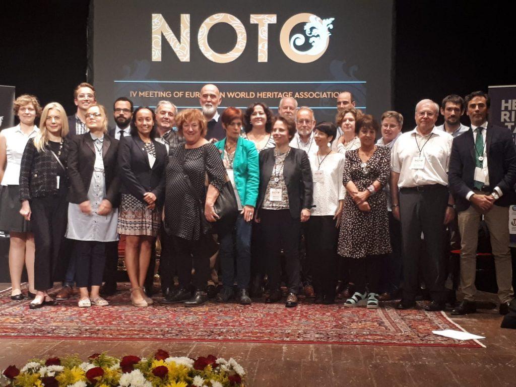 La Alianza de Paisajes Culturales asistió al IVEncuentro de Asociaciones Europeas de Sitios del Patrimonio Mundial