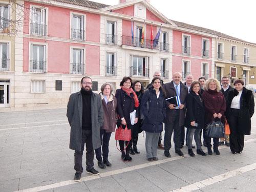 La asamblea de la Alianza de Paisajes Culturales se reúne en Aranjuez