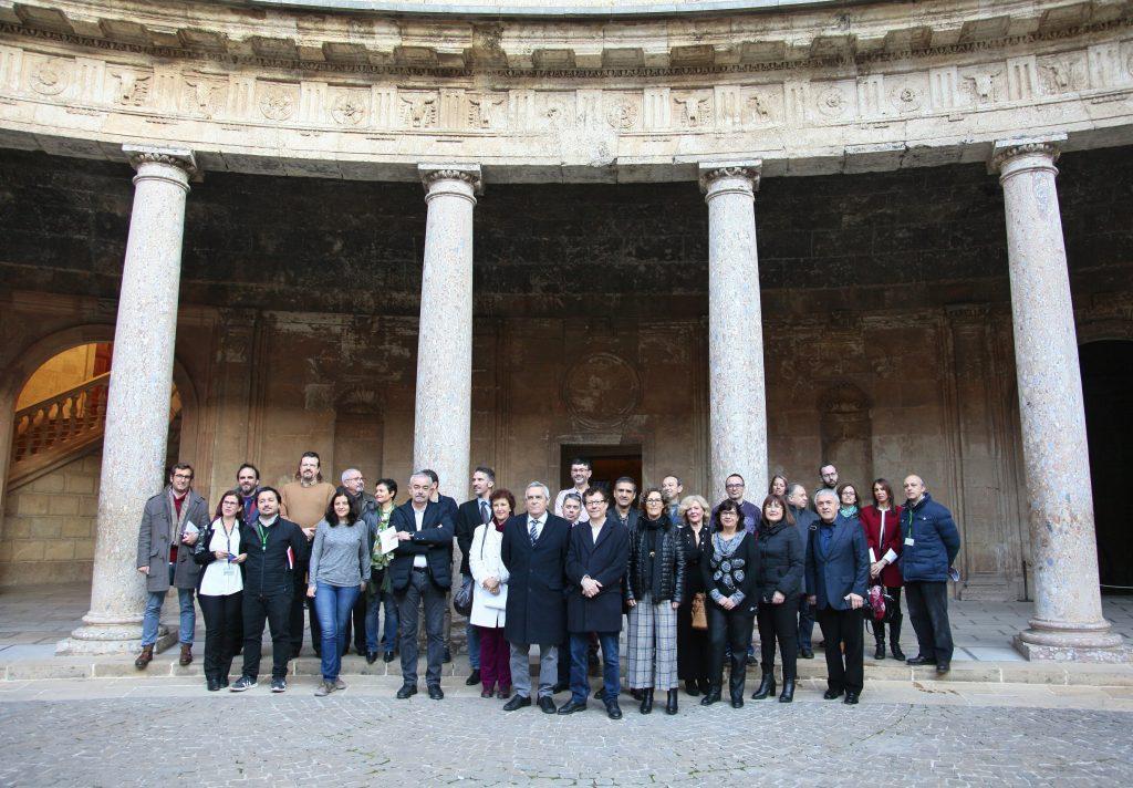 La Alhambra y la Universidad de Granada crean una unidad de excelencia para unificar proyectos e investigaciones