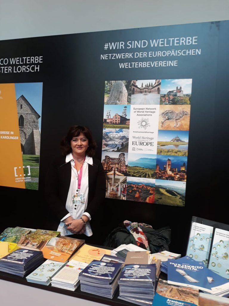 La Alianza participa en la ITB Berlín junto con los World Heritage Journeys de Europa