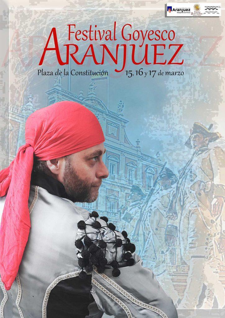 Aranjuez celebra un Festival Goyesco para conmemorar el aniversario de su Motín de 1808