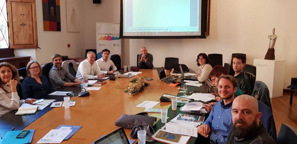 Reunión Técnica de Asociaciones Europeas de Patrimonio Mundial