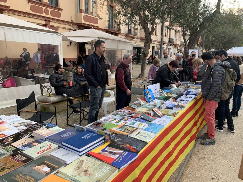 Eivissa celebra el Día del Libro el 23 de julio, con una feria en el Passeig de Vara de Rey