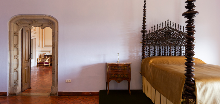 O Palácio Nacional de Sintra recupera aposentos da Rainha D. Maria Pia