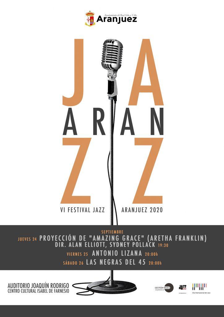 Nueva edición de «AranJazz», el festival de jass de Aranjuez