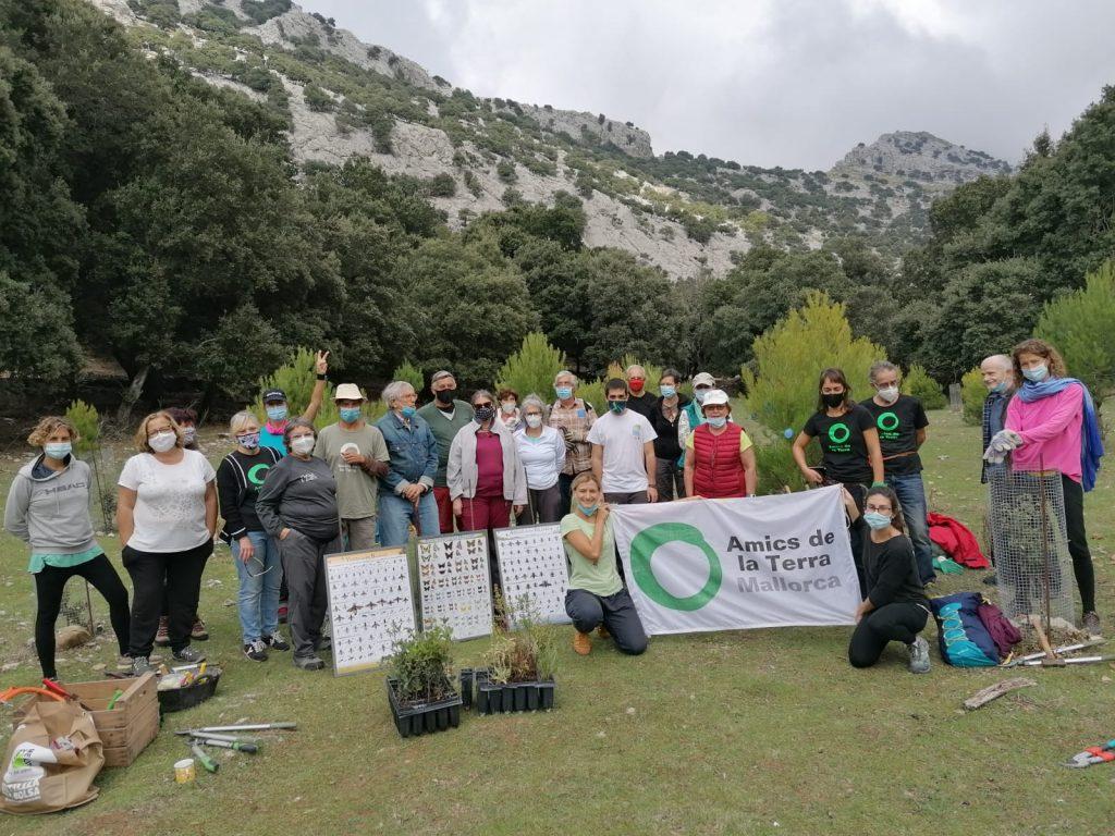 El Consorcio Sierra de Tramuntana Patrimonio Mundial ha concedido más de 43.000 € en ayudas para entidades de custodia del territorio